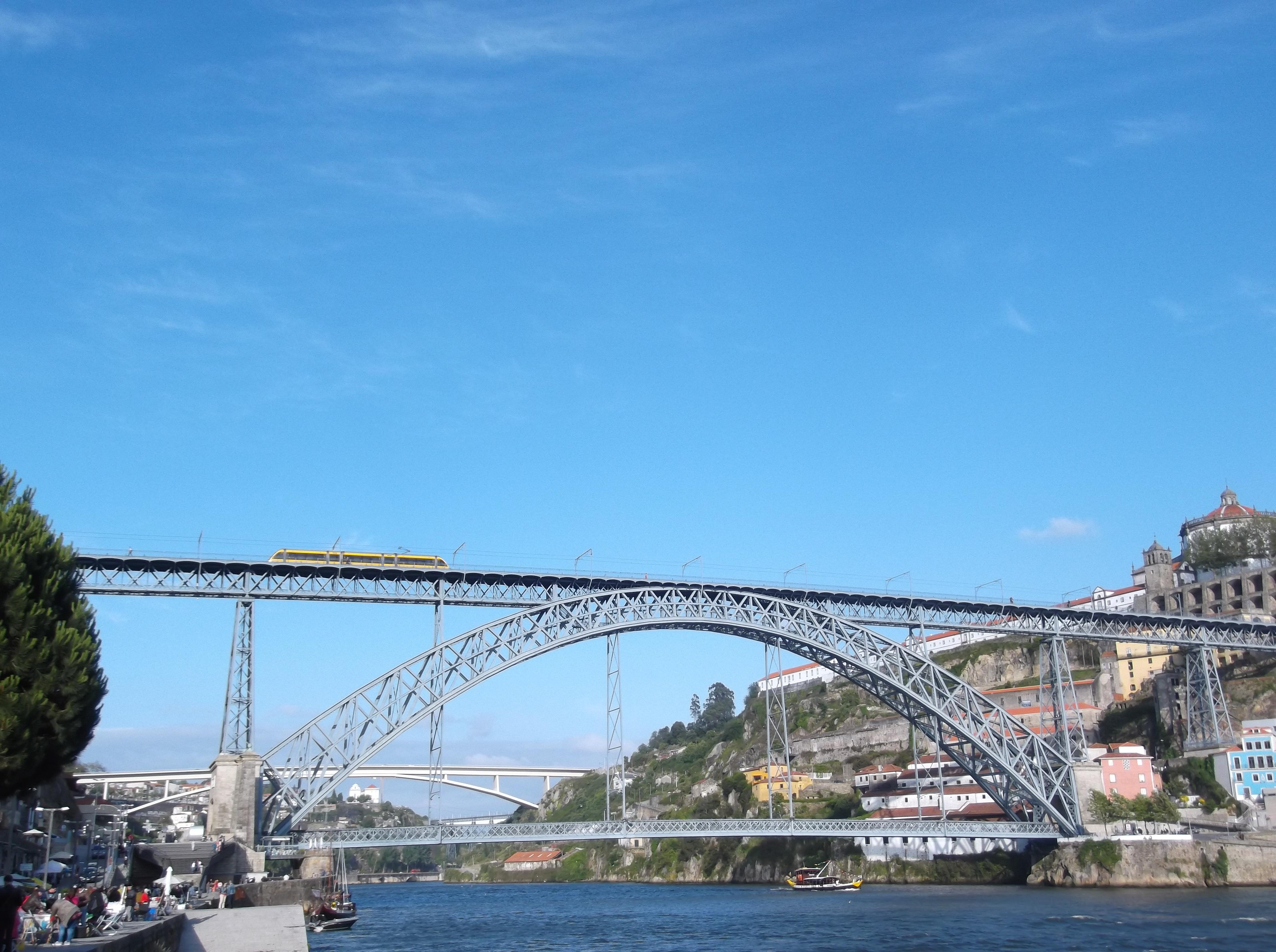 Pont Dom Luis I Porto