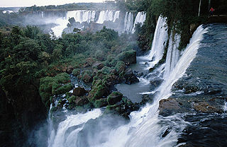 chutes de iguazu en argentine