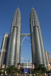 Petronas Towers en Malaisie