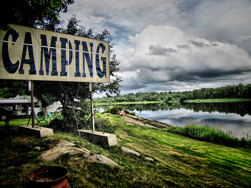Camping au Canada © dtwigg98