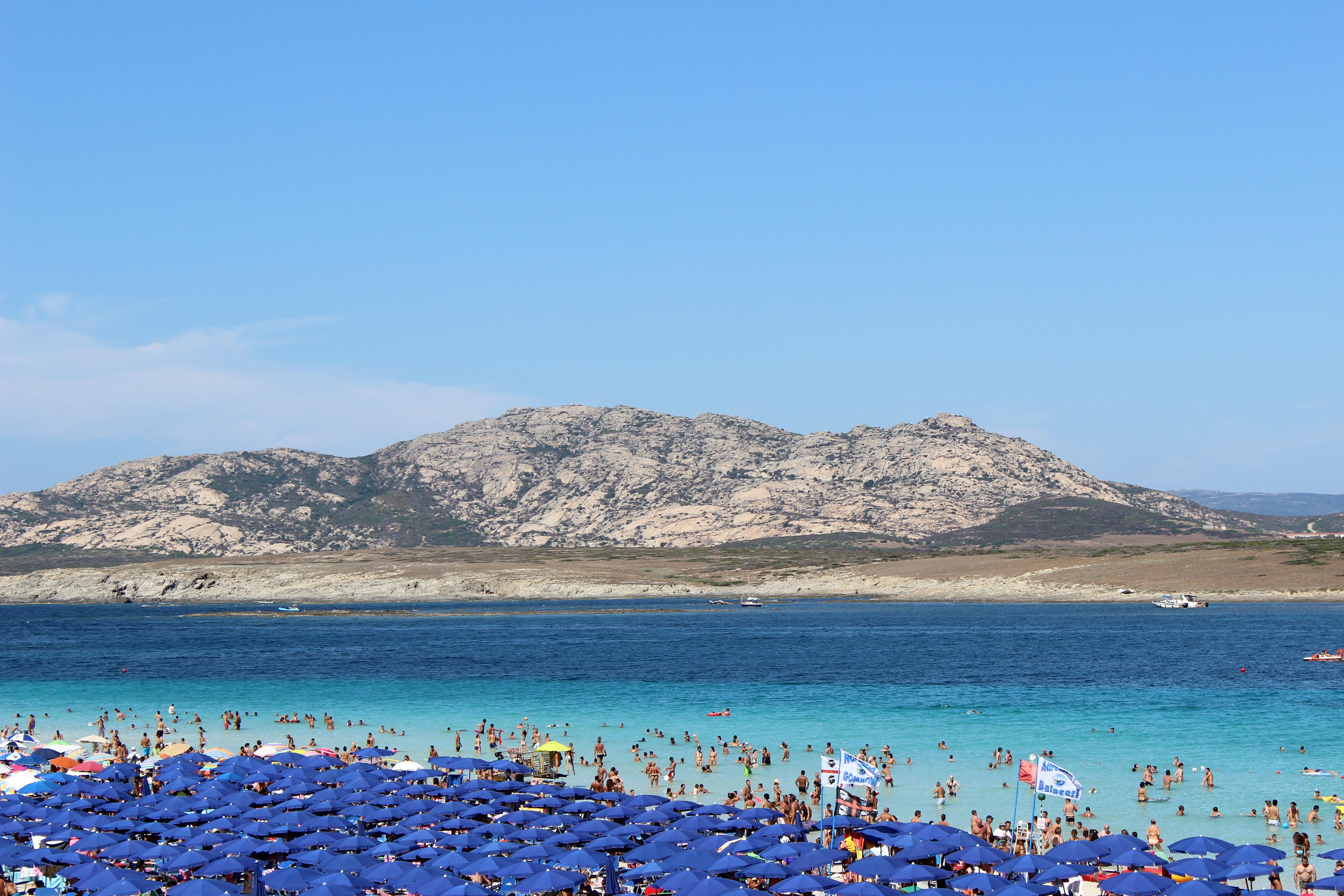 La plage de Stintino