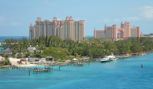 Atlantis Resort à Nassau aux Bahamas © roger4336