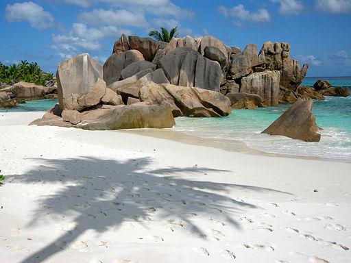 La Digue aux Seychelles