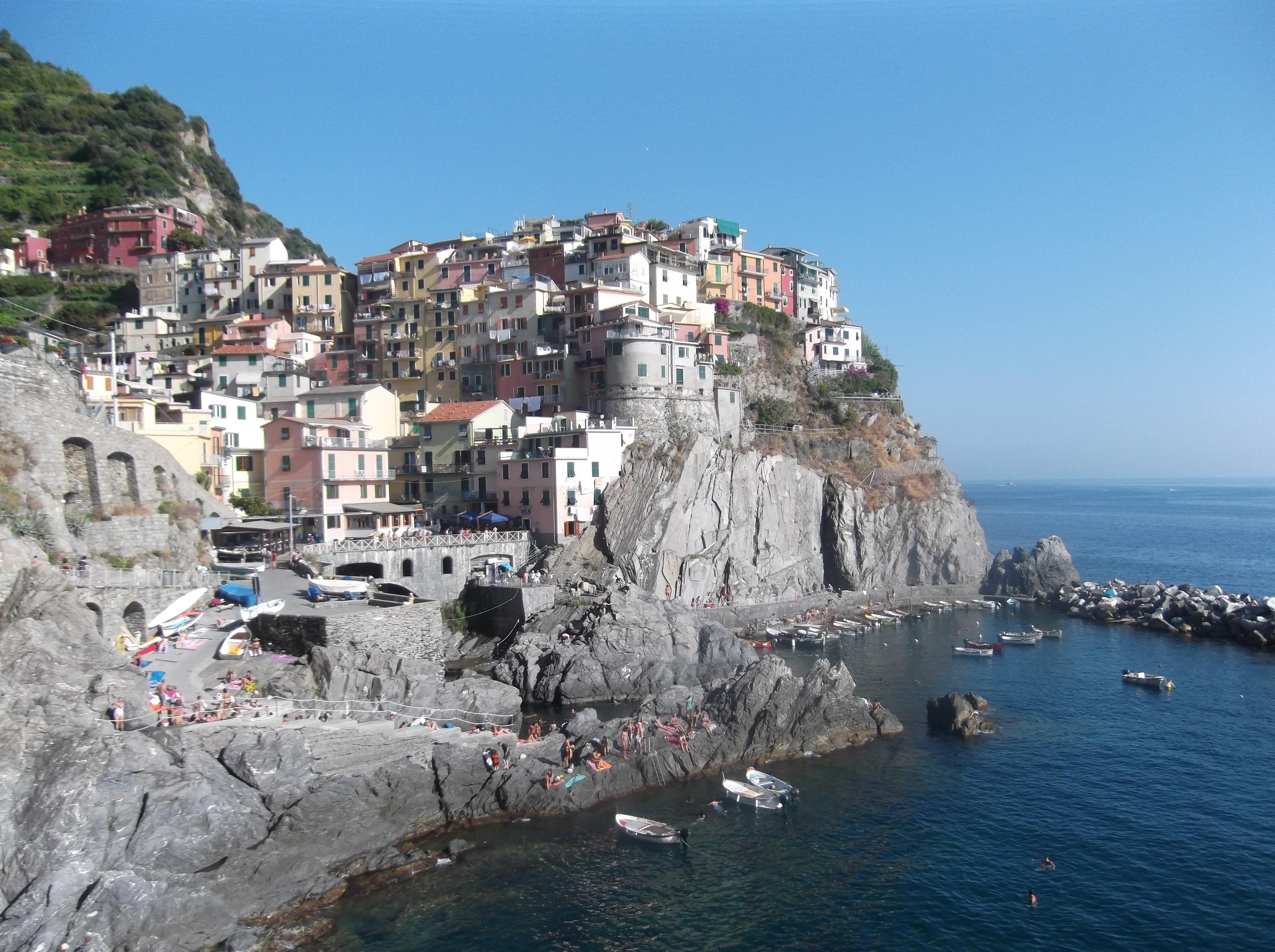 Chambre D Hotes Les 5 Terres Italie