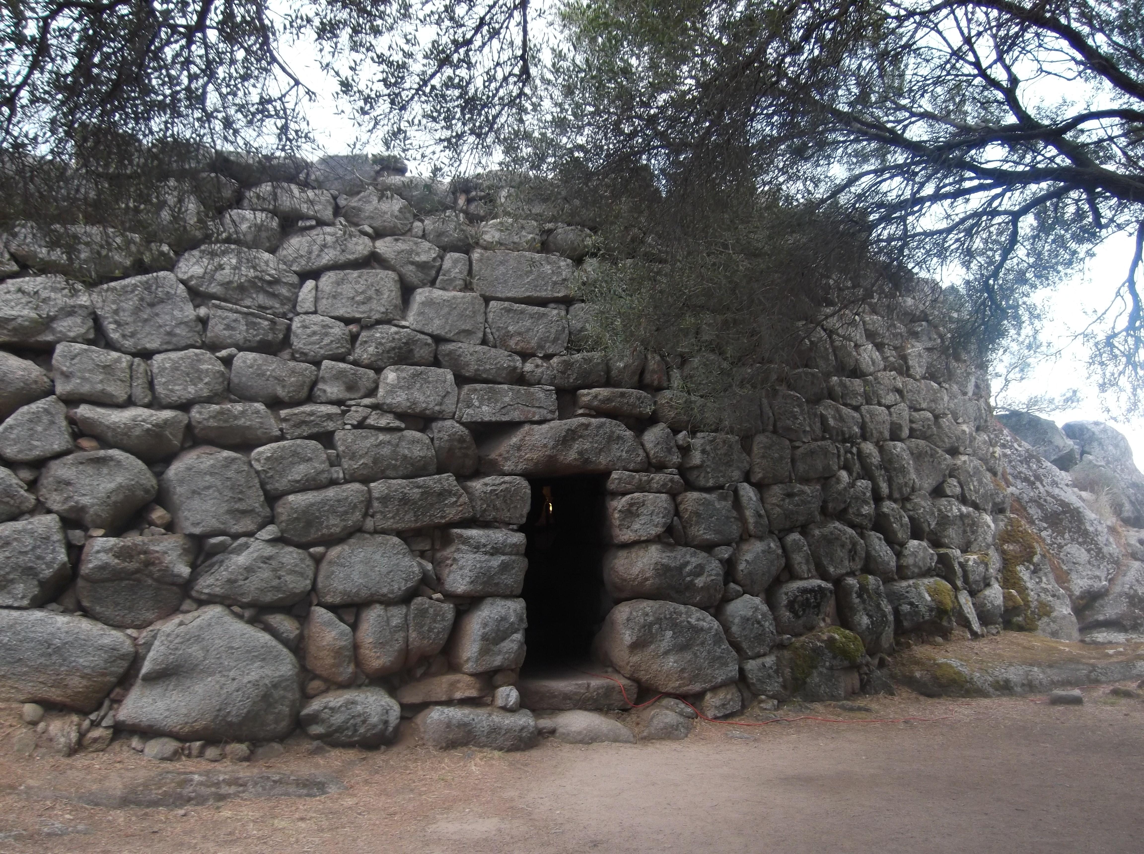 Nuraghe à Arzachena