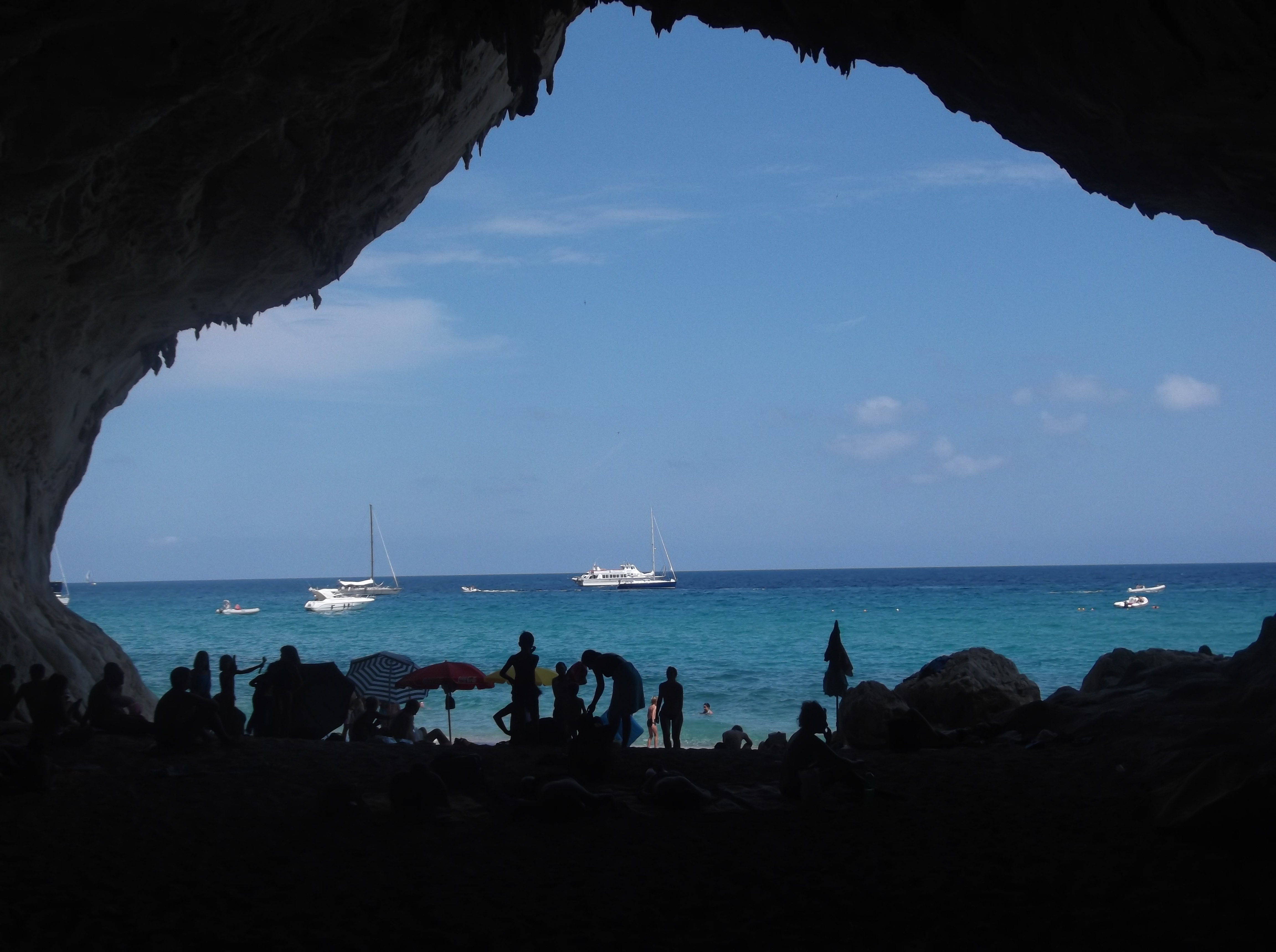 Grotte de Cala Luna