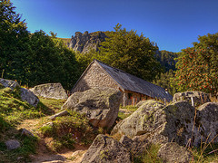 Auberge dans les Vosges