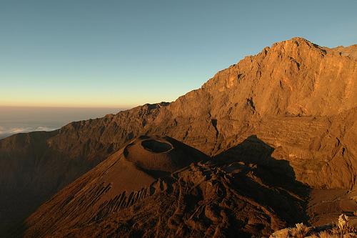 Mont Méru en Tanzanie