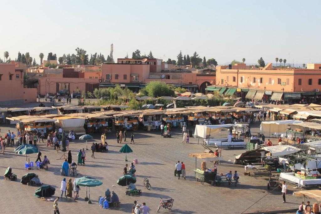 la place jemma el fna de marrakech blog voyage le prochain voyage r cits photos bons plans. Black Bedroom Furniture Sets. Home Design Ideas
