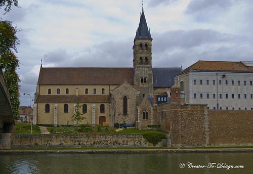 Notre Dame à Melun
