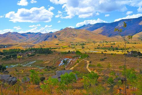 Vallée de Tsaranoro et Andringitra
