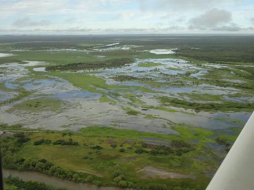 Le parc de Kakadu