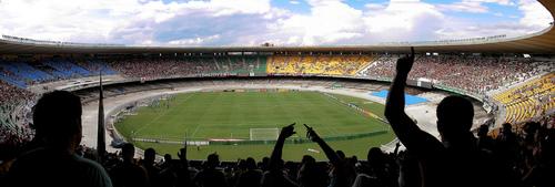 Le Stade Maracaña à Rio de Janeiro
