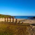 Le mystère autour des statues de l'île de Pâques au Chili