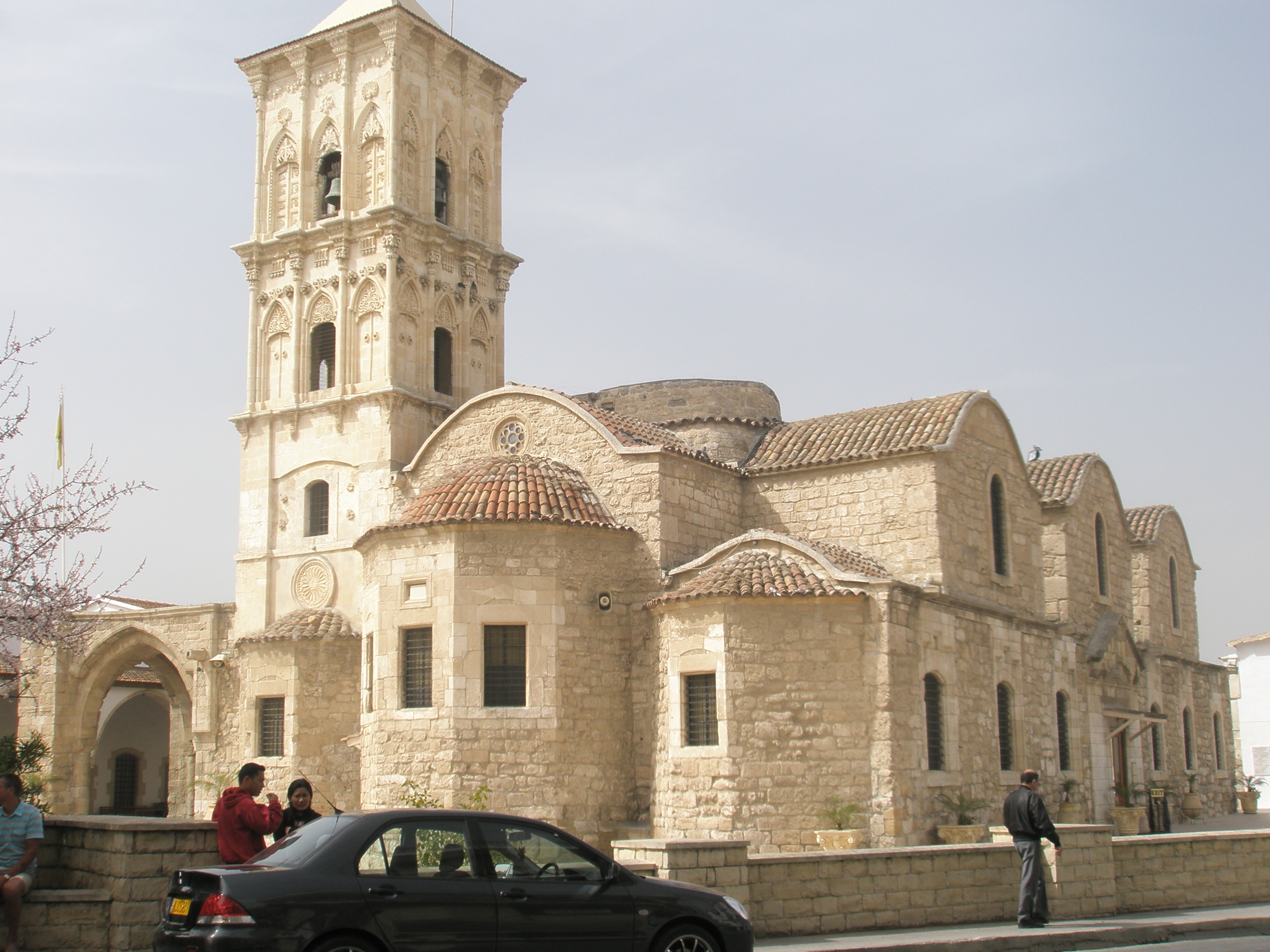 L'église Saint-Lazare à Larnaca