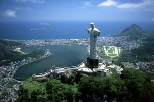 Le Christ Rédempteur de Rio de Janeiro