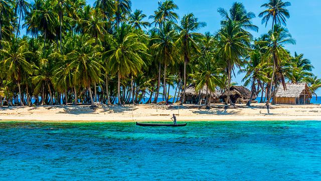 Les îles San Blas au Panama