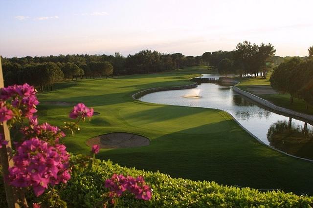 Parcours de golf à Belek