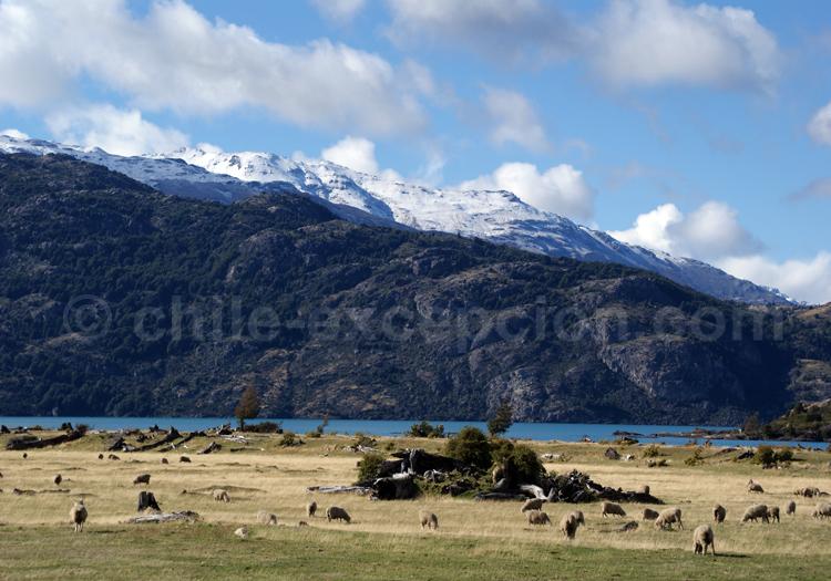 Les paysages du Chili