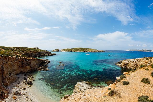 Blue Lagoon Comino à Malte