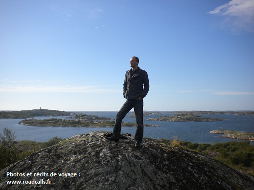 Jérémy (Roadcalls) à Göteborg en Suède