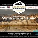 Apéro voyageurs à Grenoble #1, on se donne RDV le 18 mars !