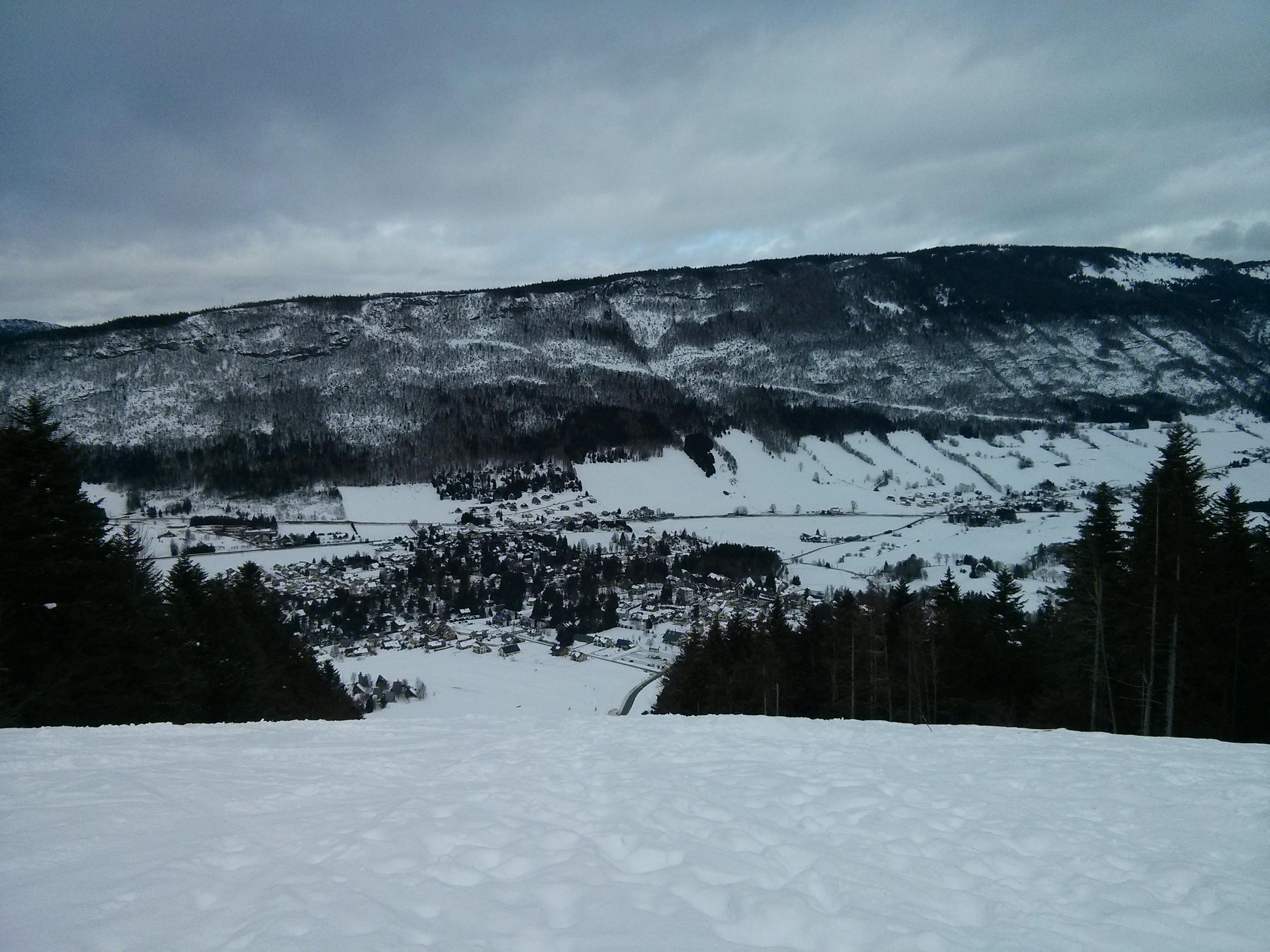 La plus belle vue sur Lans-en-Vercors