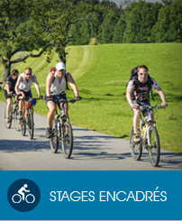 Stage de Vélo avec Vacanciel