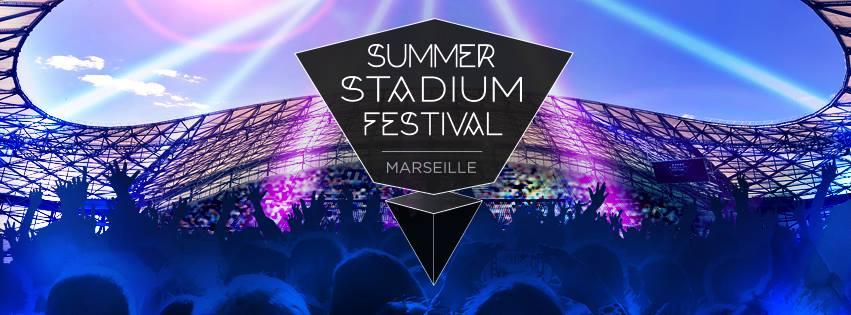 Summer Stadium Festival à Marseille