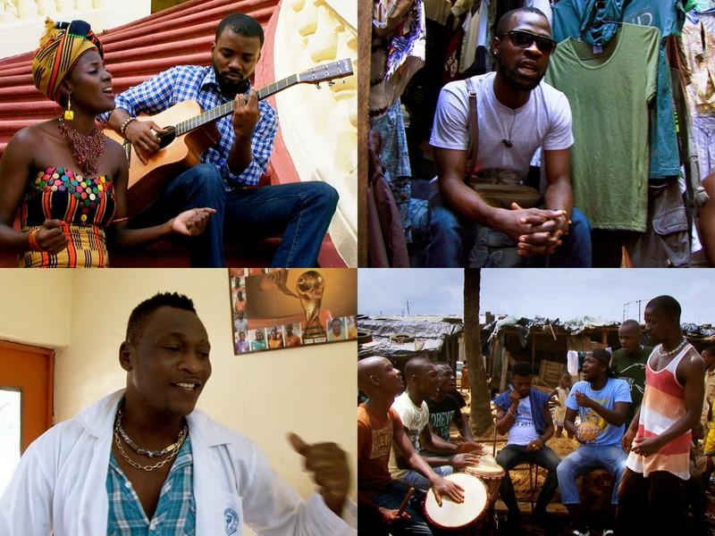Montage Abidjan