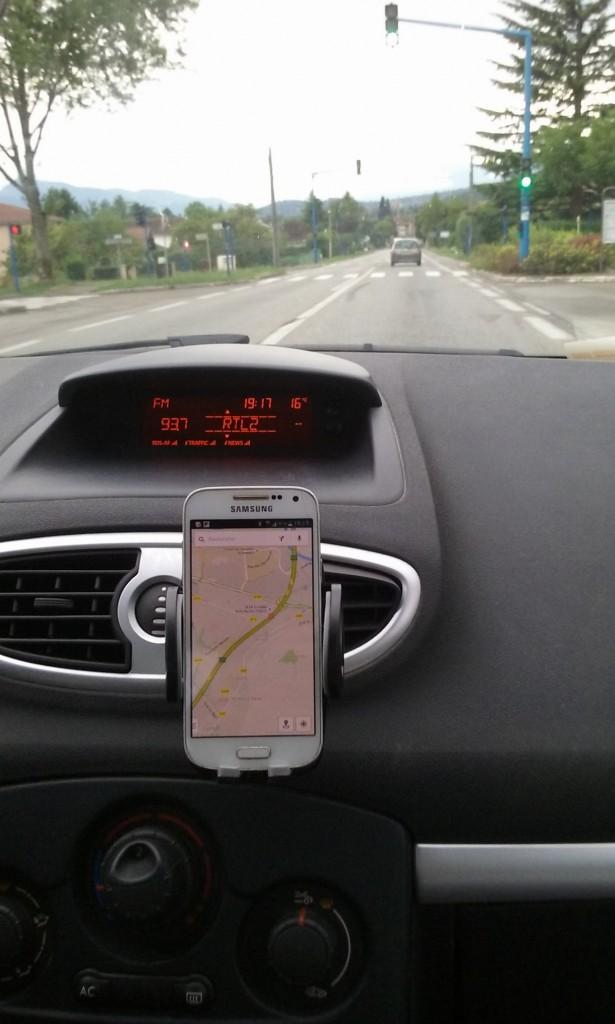 support de téléphone pour voiture Avantek