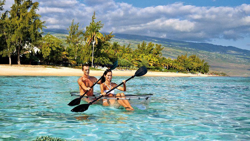 Kayak à La Réunion