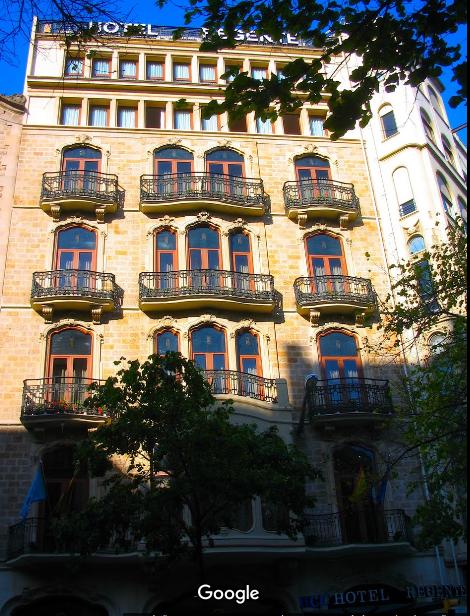 Hôtel Regente à Barcelone