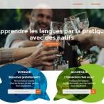 TalkTalkBnb : un réseau social pour voyager et apprendre les langues