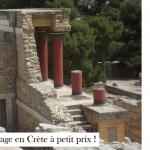 Défi prix : un voyage en Grèce de 6 jours pour 290€