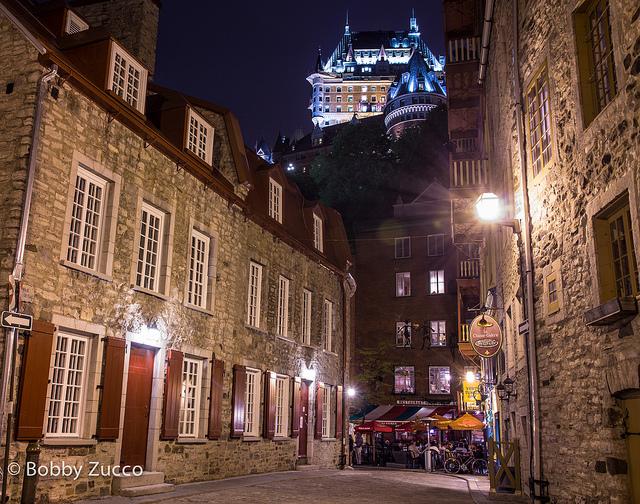 Lower Town - Québec