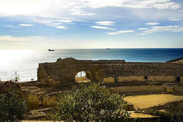 Amphithéâtre de Tarragona