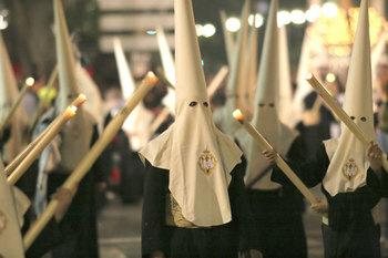 Fête de la Semaine Sainte à Barcelone