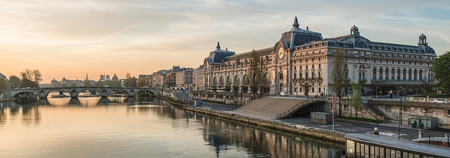 Le Musée d'Orsay à Paris