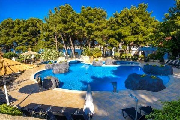 Un hôtel en Croatie