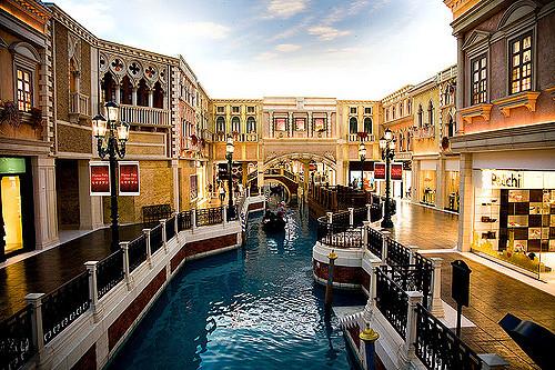 Venetian Casino à Macau