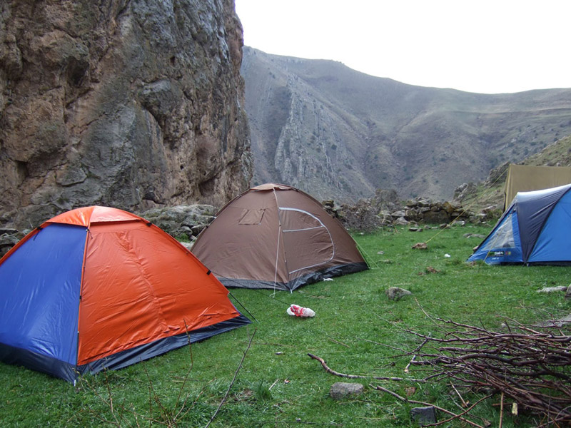 Camping Armenie