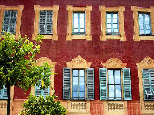Musée Matisse à Nice