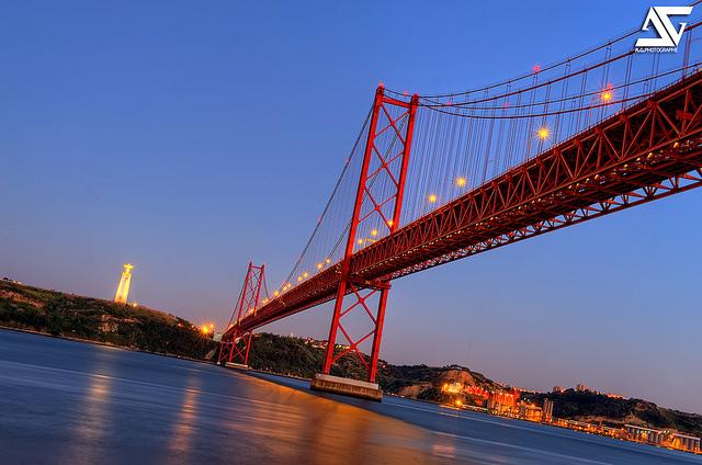 Pont du 25 Avril - Almada