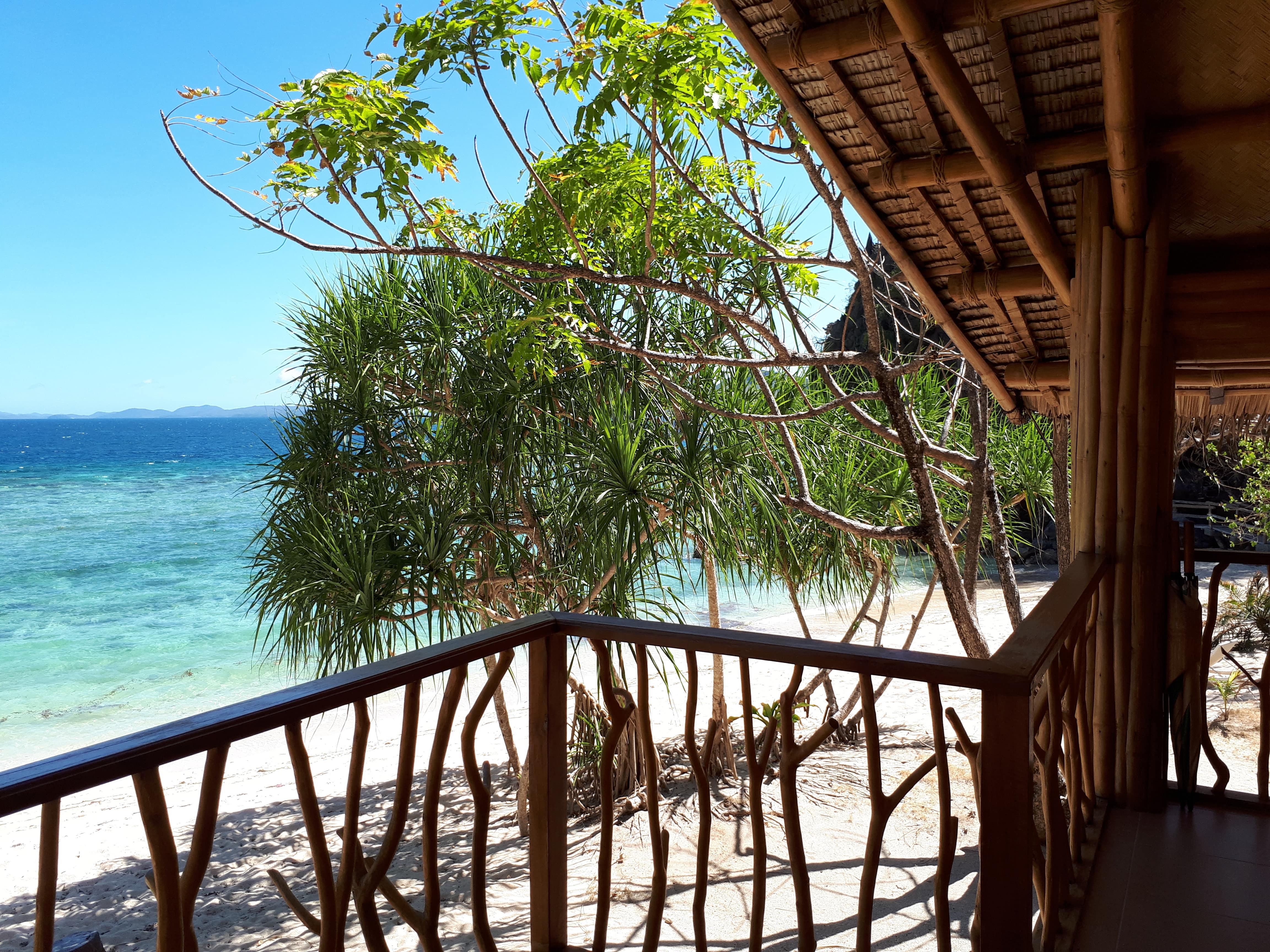 Cottage à Sangat aux Philippines