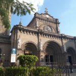 Carnet de voyage à Manille aux Philippines