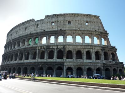 Le Colisée à Rome