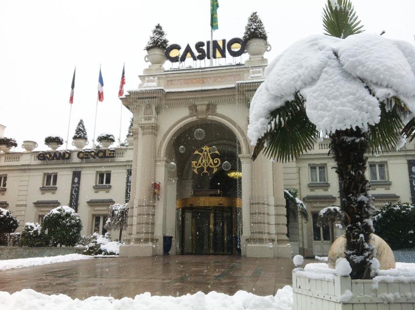 Le casino Grand Cercle d'Aix-les-Bains