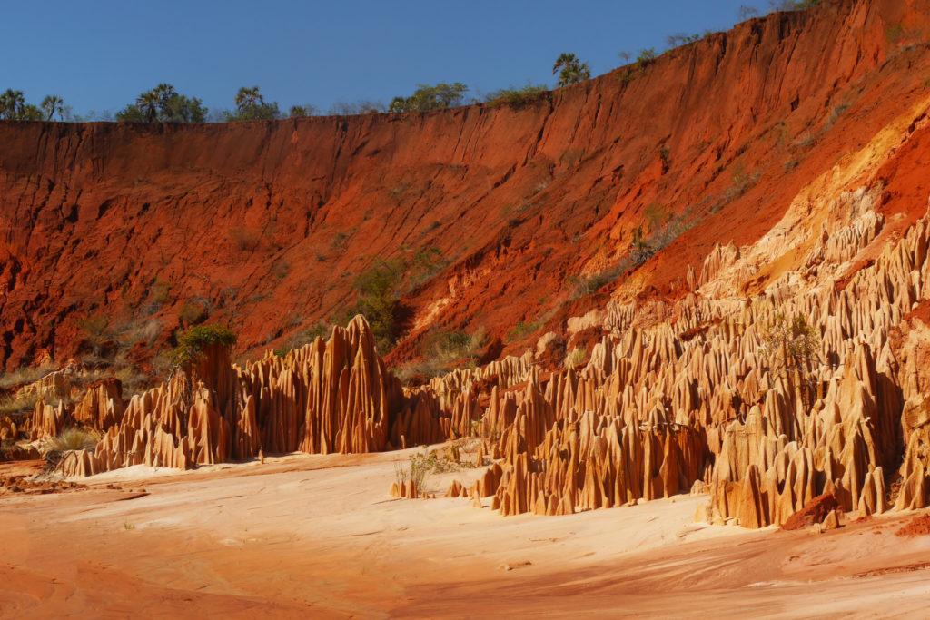 Tsingy Rouge - Madagascar