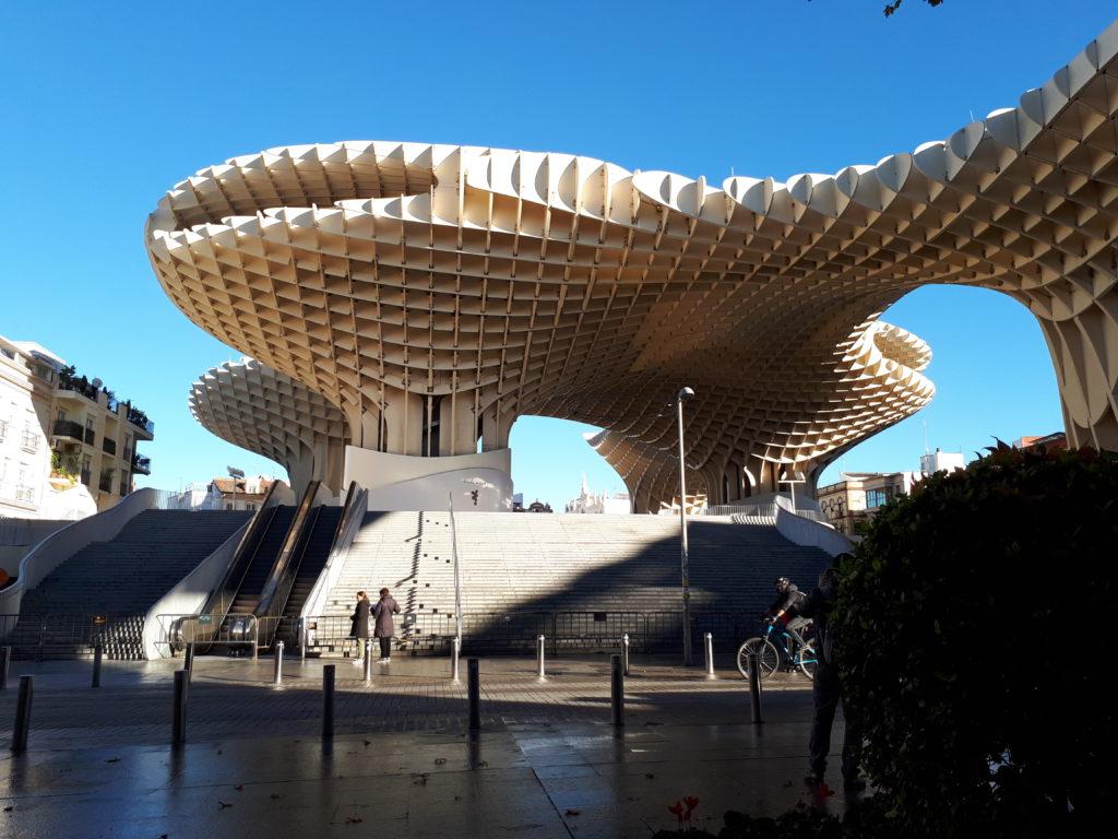 Metropol Parasol - Séville